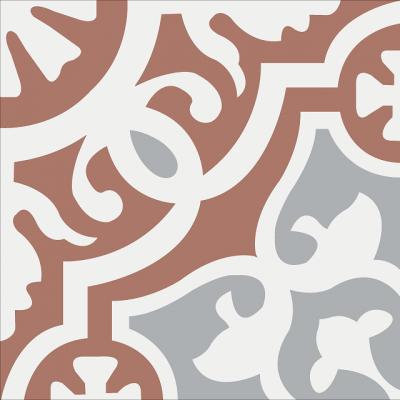 Элегантная цементная плитка ручной работы Luxemix. Арт.: ele_06