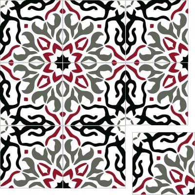 Цементная плитка Luxemix коллекции Etnico. Арт.: etn_07