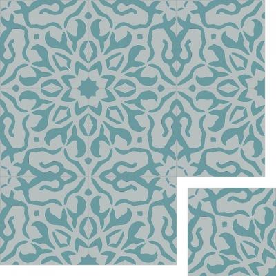 Цементная плитка Luxemix коллекции Hindi. Арт.:etn_07