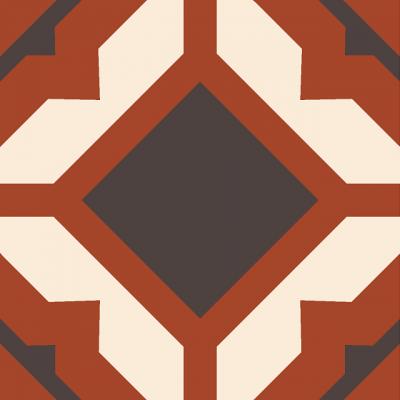 Цементная плитка Luxemix. Коллекция Vintage. Арт.: vin_01