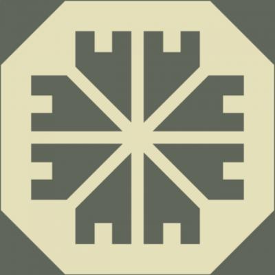 Цементная плитка Luxemix. Коллекция Vintage. Арт.: vin_03