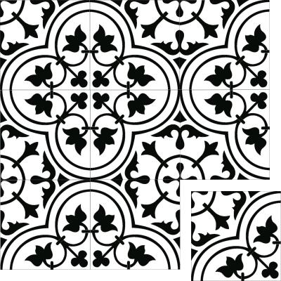 Цементная плитка Luxemix. Коллекция Vintage. Арт.: vin_07