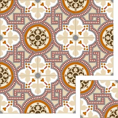 Цементная плитка Luxemix. Коллекция Elegance. Арт.: ele_14c2