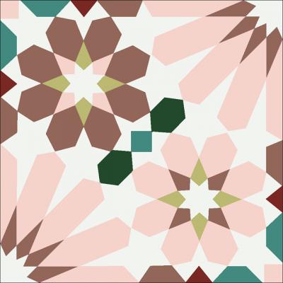 Цементная плитка Luxemix. Арт.: est_11c3