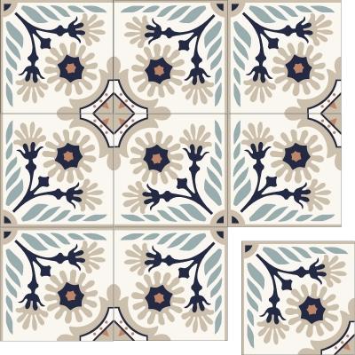 Цементная плитка Luxemix. Коллекция Etnico. Арт.: etn_15c2