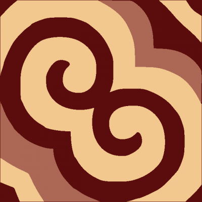 Цементная плитка Luxemix. Коллекция Etnico. Арт.: etn_19c3