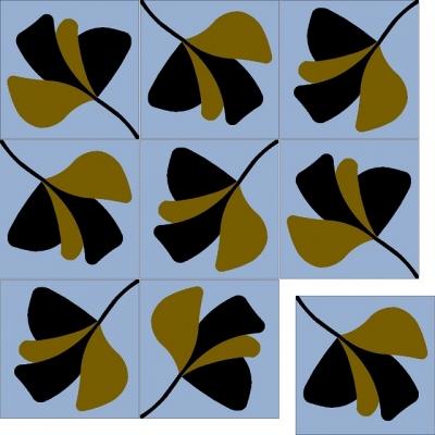 Цементная плитка Luxemix. Коллекция Etnico. Арт.: etn_20c3