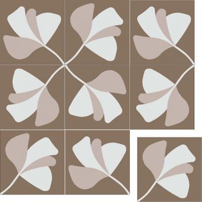 Цементная плитка Luxemix. Коллекция Etnico. Арт.: etn_20c1