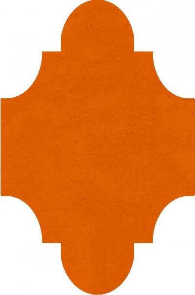 """Плитка Luxemix ручной работы в форме """"Фонарик"""". Цвет 2011"""