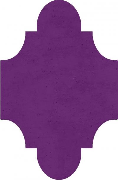 """Плитка Luxemix ручной работы в форме """"Фонарик"""". Цвет 4008"""