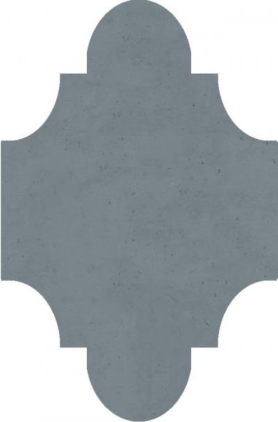 """Плитка Luxemix ручной работы в форме """"Фонарик"""". Цвет 7040"""