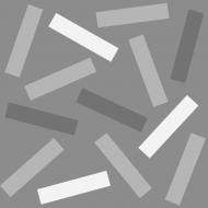 Цементная плитка Luxemix ручной работы. Коллекция Сhips rectangle (прямоугольники)