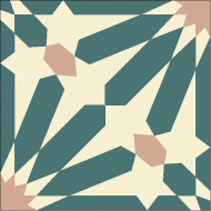 Цементная плитка Luxemix. Арт.: est_05c2