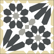 Цементная плитка Luxemix. Арт.: est_11