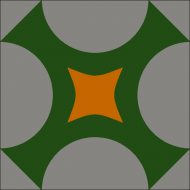 Цементная плитка Luxemix. Коллекция Etnico. Арт.: etn_01