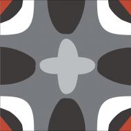 Цементная плитка Luxemix. Коллекция Etnico. Арт.: etn_04