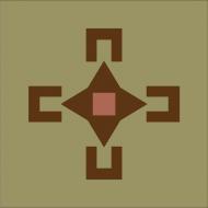 Цементная плитка Luxemix коллекции Etnico. Арт.: etn_09