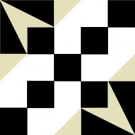 Цементная плитка Luxemix. Коллекция Geometry. Арт.: geo_17