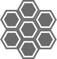 Коллекция Hexagon. Арт.: hex_10c2