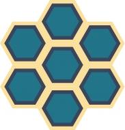 Коллекция Hexagon. Арт.: hex_10c1