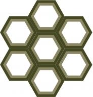 Коллекция Hexagon. Арт.: hex_10c3