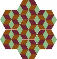 Коллекция Hexagon. Арт.: hex_12c2