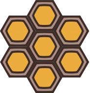 Коллекция Hexagon. Арт.: hex_19c2