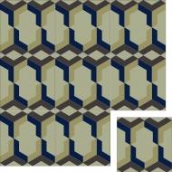 Цементная плитка Luxemix коллекции Modern. Арт.: etn_11