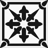 Цементная плитка Luxemix. Коллекция Vintage. Арт.: vin_04