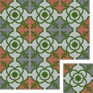 Цементная плитка Luxemix. Коллекция Vintage. Арт.: vin_05