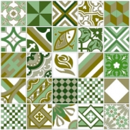 Patchwork. Арт.: green