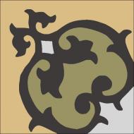 Цементная плитка Luxemix. Коллекция Etnico. Арт.: etn_14c2
