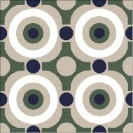 Цементная плитка Luxemix. Арт.: etn_24