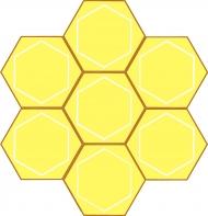 Коллекция Hexagon. Арт.: hex_02c1
