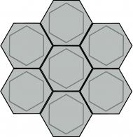 Коллекция Hexagon. Арт.: hex_02c2
