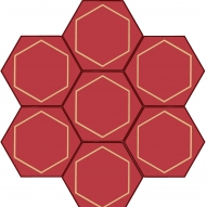 Коллекция Hexagon. Арт.: hex_02c3