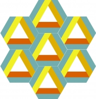 Коллекция Hexagon. Арт.: hex_20c3