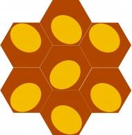 Коллекция Hexagon. Арт.: hex_26c3