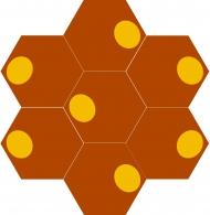 Коллекция Hexagon. Арт.: hex_28c3