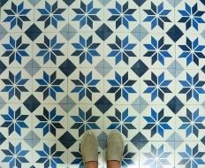 Цементная плитка Luxemix. Коллекция Vintage. Арт.: vin_17