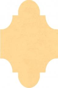 """Плитка Luxemix ручной работы в форме """"Фонарик"""". Цвет 0708040"""