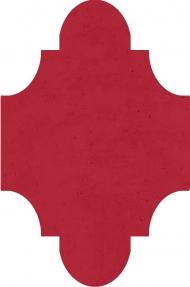 """Плитка Luxemix ручной работы в форме """"Фонарик"""". Цвет 3017"""