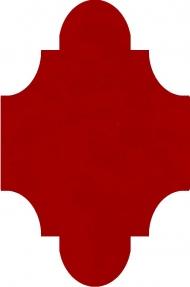 """Плитка Luxemix ручной работы в форме """"Фонарик"""". Цвет 3020"""