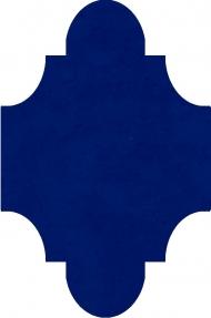 """Плитка Luxemix ручной работы в форме """"Фонарик"""". Цвет 5002"""