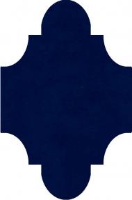 """Плитка Luxemix ручной работы в форме """"Фонарик"""". Цвет 5003"""