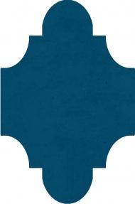 """Плитка Luxemix ручной работы в форме """"Фонарик"""". Цвет 5010"""