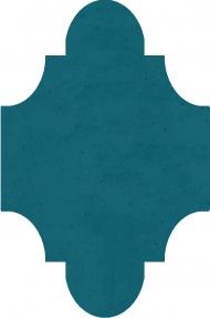 """Плитка Luxemix ручной работы в форме """"Фонарик"""". Цвет 5018"""