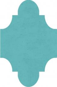"""Плитка Luxemix ручной работы в форме """"Фонарик"""". Цвет 6027"""