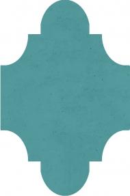 """Плитка Luxemix ручной работы в форме """"Фонарик"""". Цвет 6028"""
