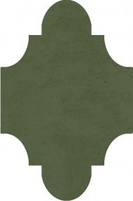 """Плитка Luxemix ручной работы в форме """"Фонарик"""". Цвет 7003"""